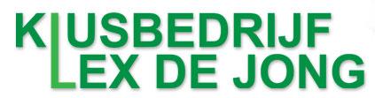 Logo Klusbedrijf Lex de Jong